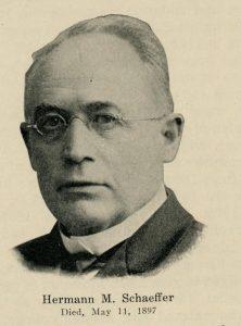 Herman Schaeffer